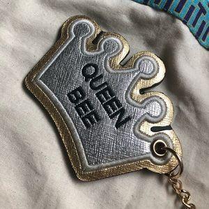 Crown keychain. Brand new.